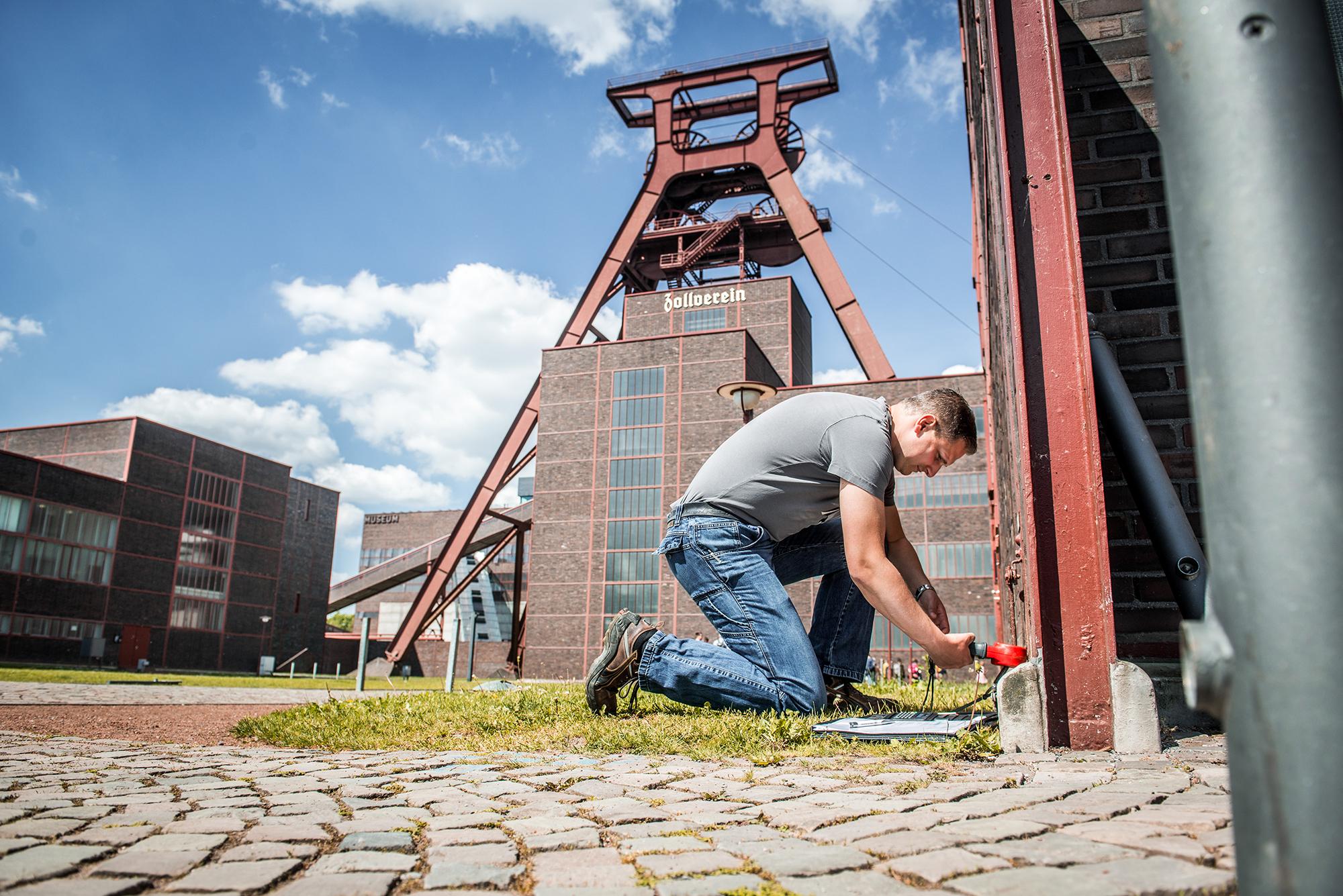 Referenzen der Bätza Köster GmbH aus Essen: UNESCO Weltkulturerbe Zollverein