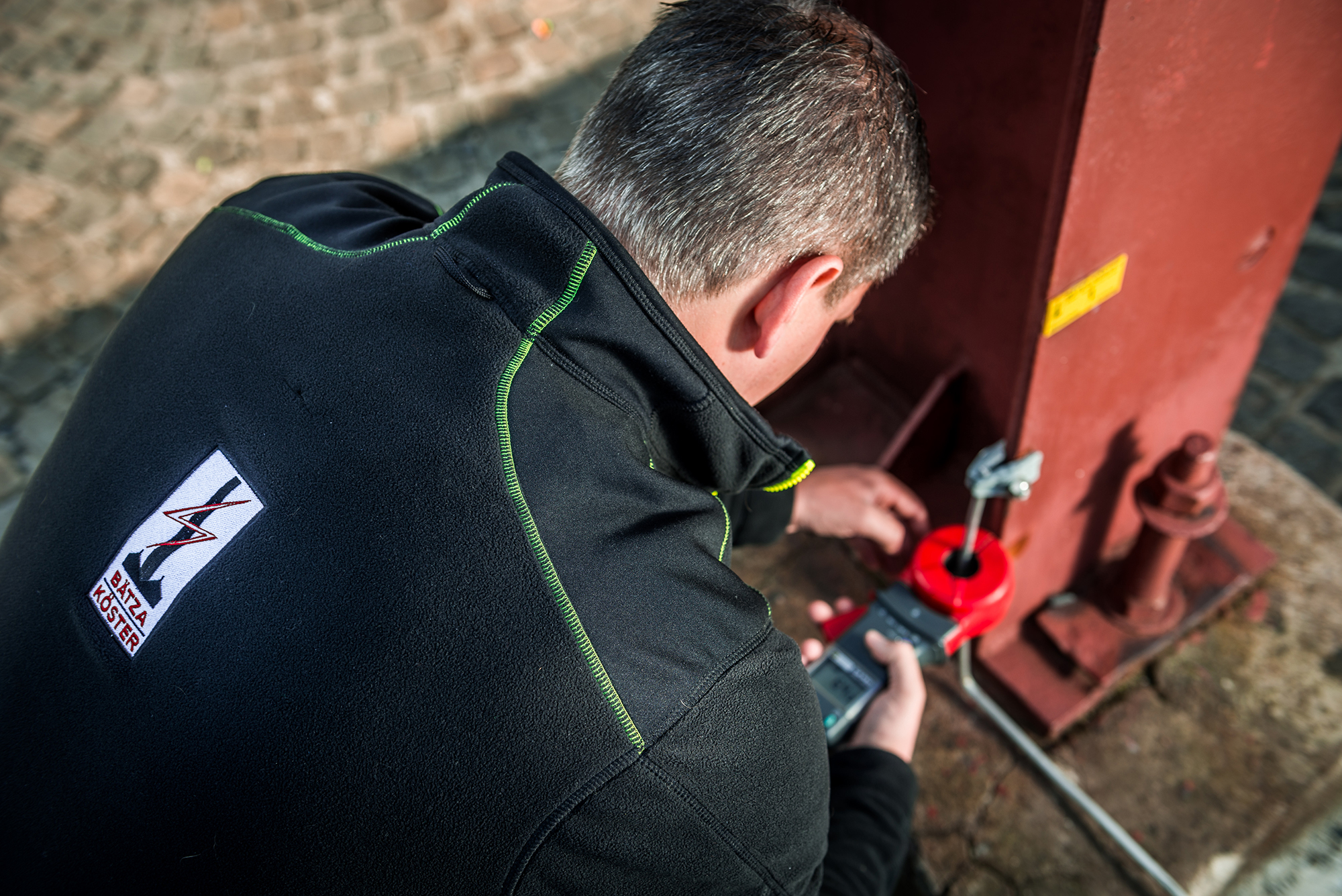 Die Bätza Köster GmbH ist Ihr Spezialist für Blitzschutz