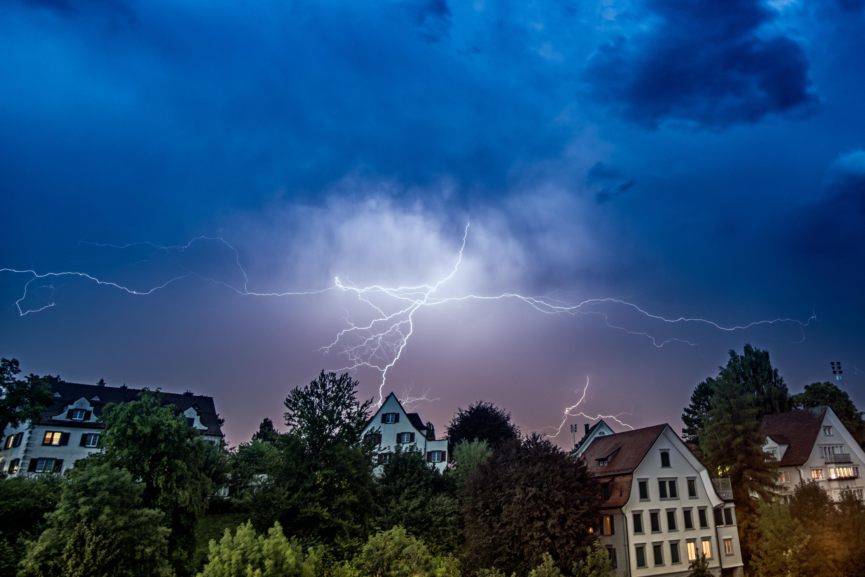Blitzschutz durch die Bätza Köster GmbH aus Essen